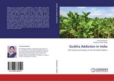 Capa do livro de Gutkha Addiction in India