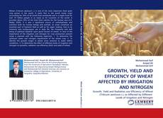Bookcover of GROWTH, YIELD AND EFFICIENCY OF WHEAT AFFECTED BY IRRIGATION AND NITROGEN