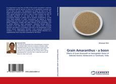 Обложка Grain Amaranthus - a boon