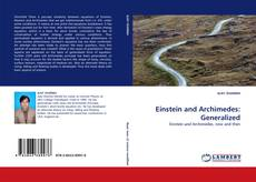Bookcover of Einstein and Archimedes: Generalized