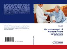 Discourse Analysis of Resident-Patient Consultations的封面