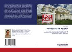 Bookcover of Valuation and Poverty