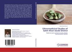 Capa do livro de Ethnomedicinal Studies of Salim Khan Swabi District