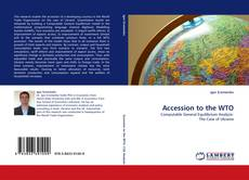 Accession to the WTO kitap kapağı