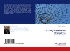 Bookcover of A Study of Inanimate Unergatives