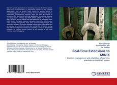 Bookcover of Real-Time Extensions to MINIX