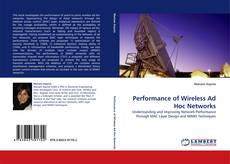 Bookcover of Performance of Wireless Ad Hoc Networks