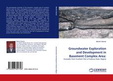 Buchcover von Groundwater Exploration and Development in Basement Complex Area: