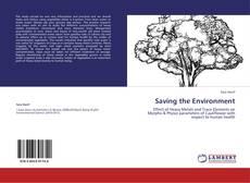 Capa do livro de Saving the Environment