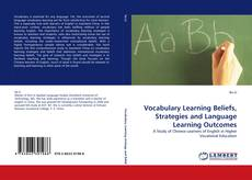 Bookcover of Vocabulary Learning Beliefs, Strategies and Language Learning Outcomes