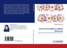 Bookcover of Power Unravelled in Media Discourse