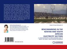 Bookcover of BENCHMARKING IN THE KENYAN AND SOUTH AFRICAN ELECTRICITY SECTORS