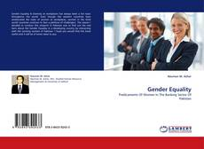 Bookcover of Gender Equality