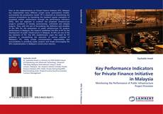 Key Performance Indicators for Private Finance Initiative in Malaysia的封面