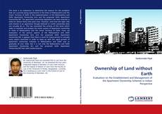 Ownership of Land without Earth kitap kapağı