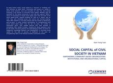 SOCIAL CAPITAL of CIVIL SOCIETY IN VIETNAM的封面