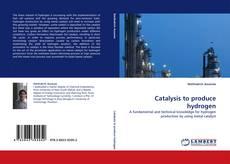 Copertina di Catalysis to produce hydrogen