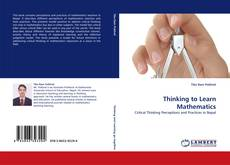Bookcover of Thinking to Learn Mathematics