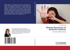 Couverture de Raising Awareness of Domestic Violence