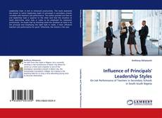 Bookcover of Influence of Principals' Leadership Styles