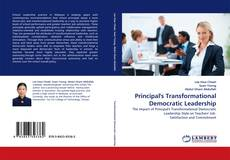 Principal's Transformational Democratic Leadership的封面