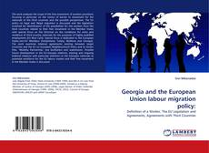 Bookcover of Georgia and the European Union labour migration policy: