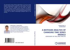 Bookcover of A BAYESIAN ANALYSIS OF CHANGING TIME SERIES MODELS