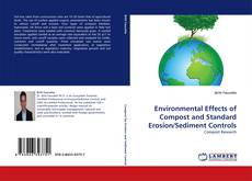 Environmental Effects of Compost and Standard Erosion/Sediment Controls的封面