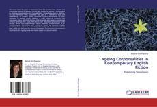 Capa do livro de Ageing Corporealities in Contemporary English Fiction