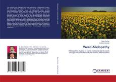 Bookcover of Weed Allelopathy