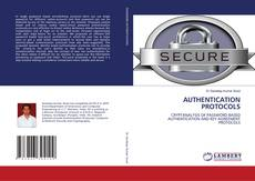 Couverture de AUTHENTICATION  PROTOCOLS