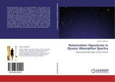 Bookcover of Reionization Signatures in Quasar Absorption Spectra