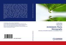 Bookcover of Antidiabetic Plants Monographs