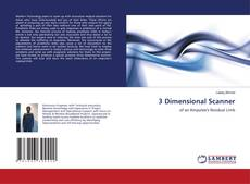 Bookcover of 3 Dimensional Scanner