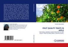 Bookcover of FRUIT QUALITY TRAITS IN APPLE
