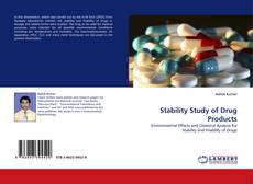Couverture de Stability Study of Drug Products