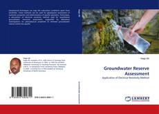 Bookcover of Groundwater Reserve Assessment