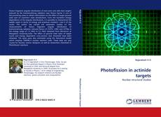 Buchcover von Photofission in actinide targets