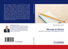 Bookcover of Message to Obama