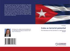 Capa do livro de Cuba as terrorist potential
