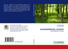 Bookcover of ENVIRONMENTAL SCIENCE