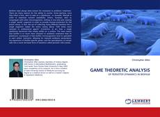 Bookcover of GAME THEORETIC ANALYSIS