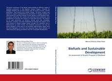 Bookcover of Biofuels and Sustainable Development