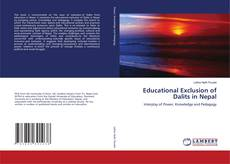 Couverture de Educational Exclusion of Dalits in Nepal