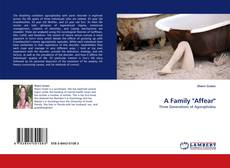 """Bookcover of A Family """"Affear"""""""