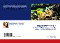 Portada del libro de Population Dynamics of Metamysidopsis sp. novo 4b: