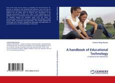 Capa do livro de A handbook of Educational Technology