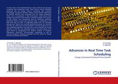 Bookcover of Advances in Real Time Task Scheduling