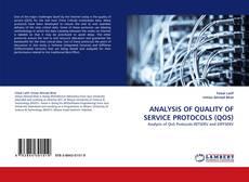 Couverture de ANALYSIS OF QUALITY OF SERVICE PROTOCOLS (QOS)