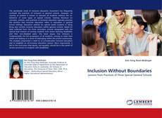 Portada del libro de Inclusion Without Boundaries